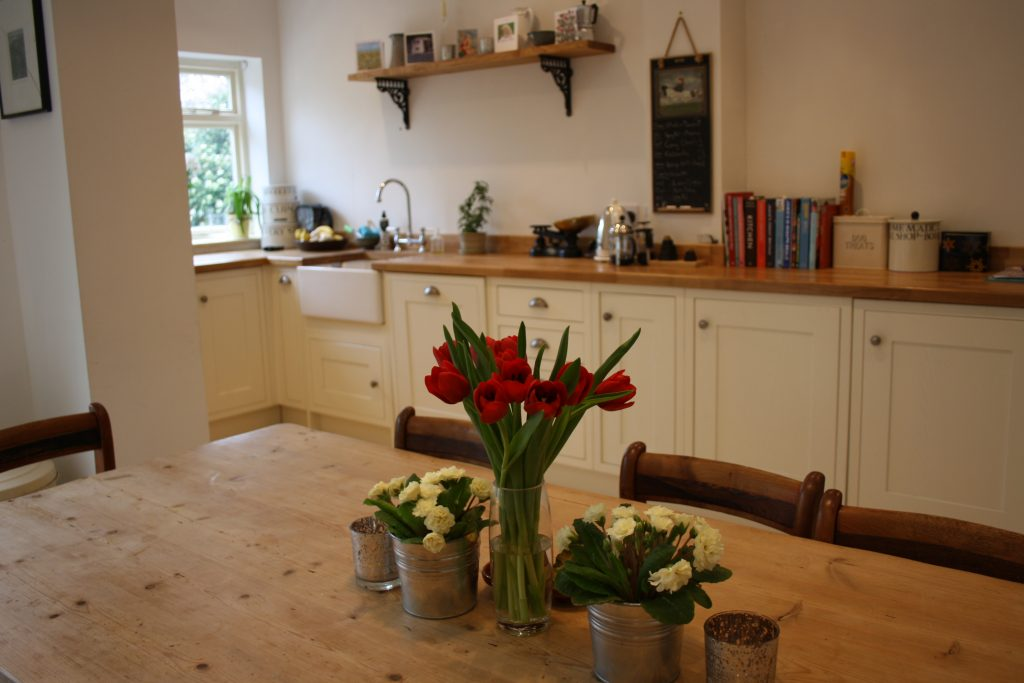 We plan and install kitchens in a wide variety of properties.